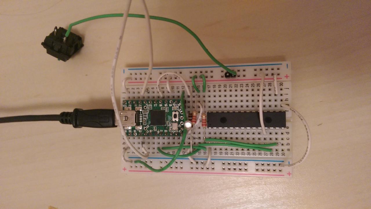 Debugging prototype
